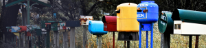 Mailboxes by Melody Ayres-Griffiths CC-2.0