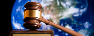 Enforcing your patent without court - Image by Tori Rector CC-2.0